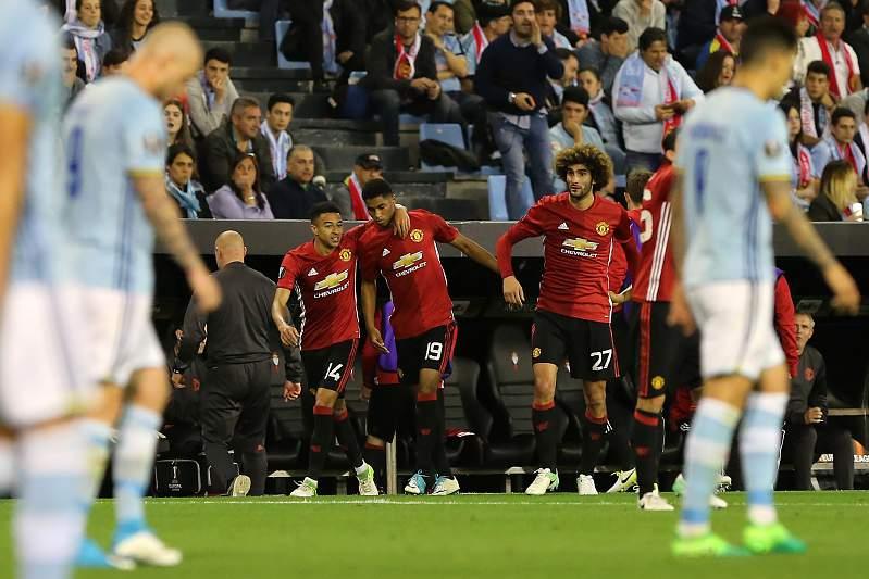 Celta de Vigo - Manchester United