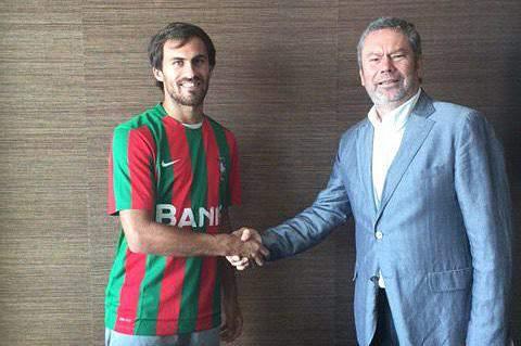 Tiago Rodrigues assina pelo Marítimo