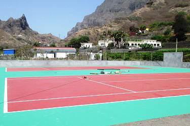 Campo de ténis de Afonso Martinho