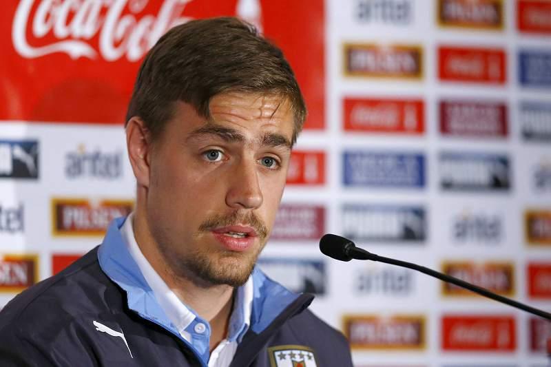 Uruguay press conference