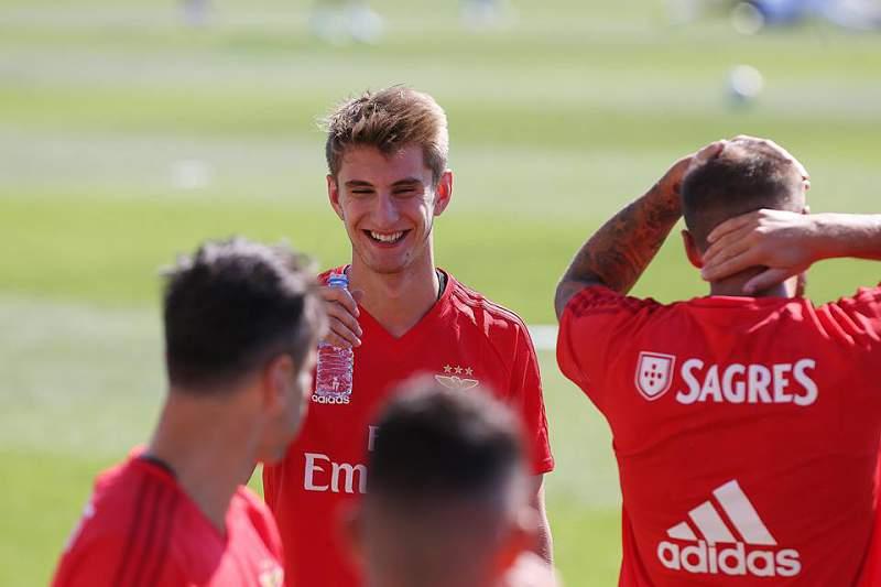 Eslovaco Martin Chrien já trabalha com plantel do Benfica.