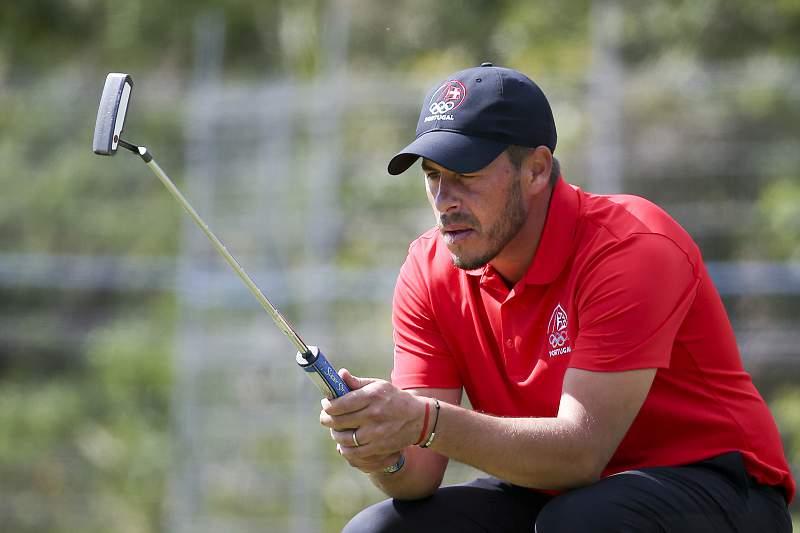 José-Filipe Lima, golfista português