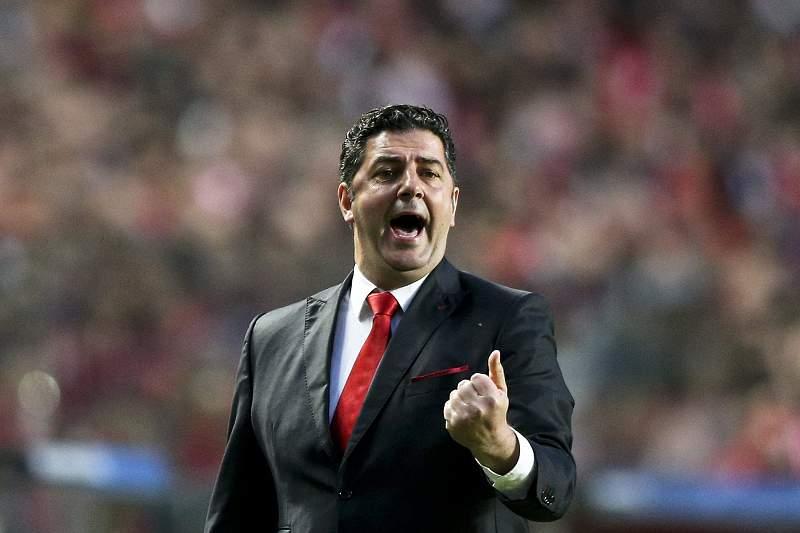 Rui Vitória: Benfica-Bayern