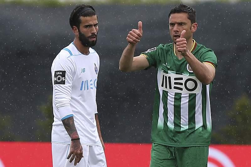 Postiga marca ao FC Porto em Vila do Conde