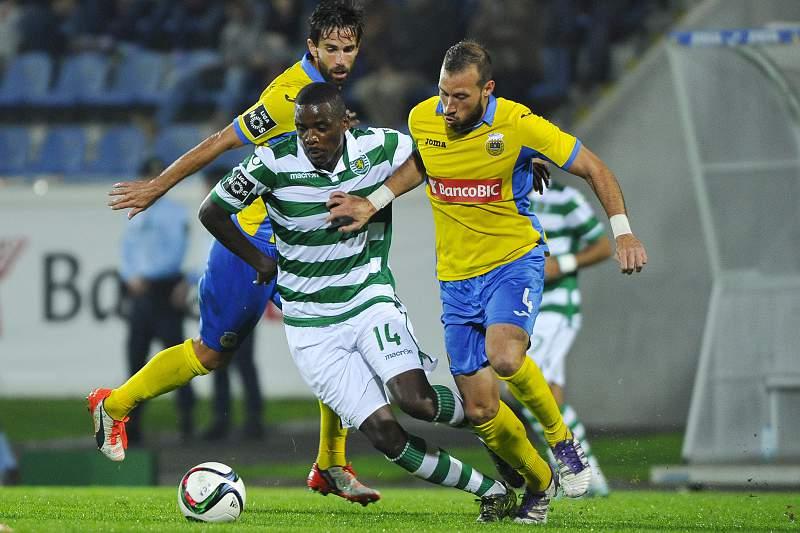 Arouca vs Sporting