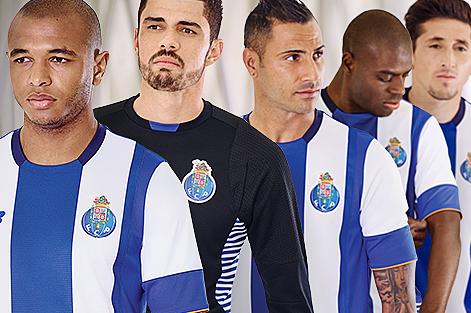 Equipamento 2015/2016 do FC Porto