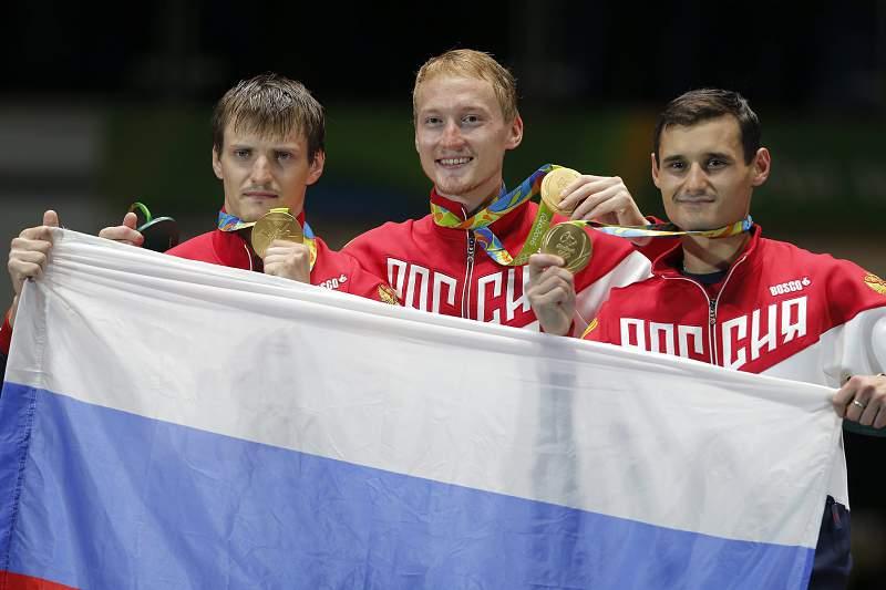 Alexey Cheremisinov, Artur Arkhmatkhuzin e Timur Safin