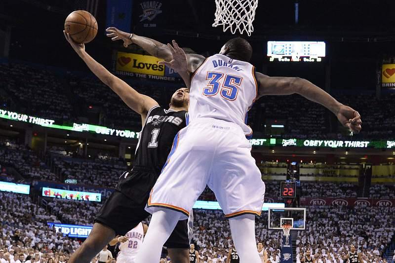 Thunder - Spurs