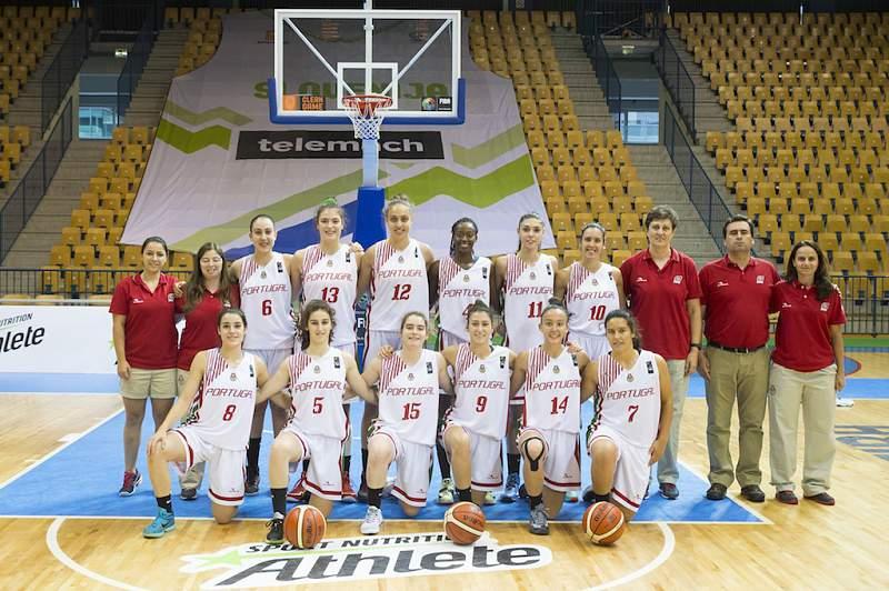 Basquetebol feminino sub-18
