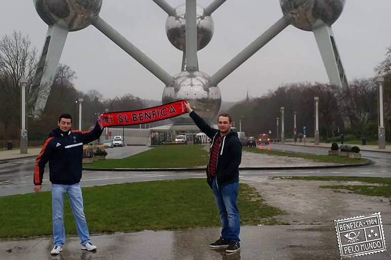 Bruxelas/Atentados: Benfica junta-se à onda solidária na consternação devido a