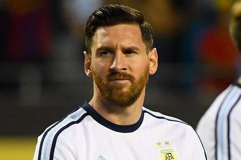 Messi renunciou à seleção argentina