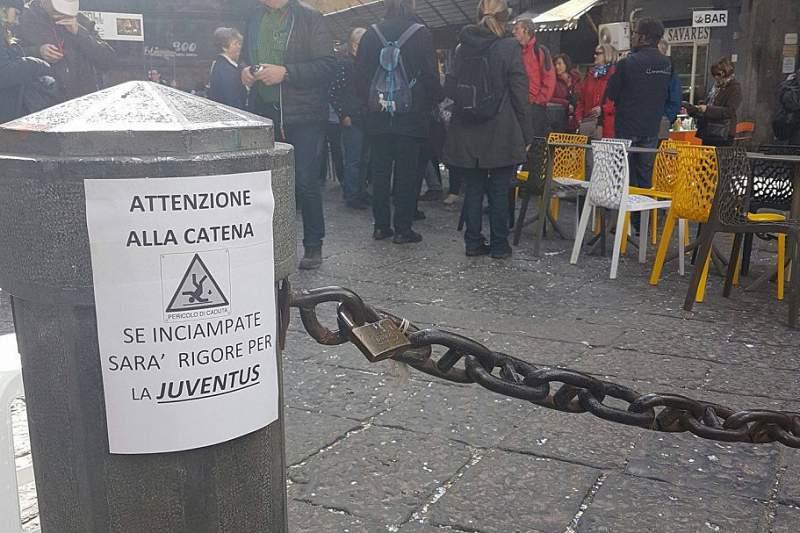 Piazza San Gaetano, Nápoles