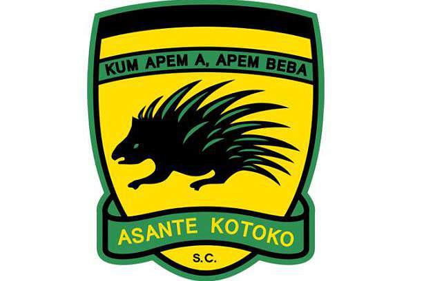 Símbolo do Asanta Kotoko, do Gana