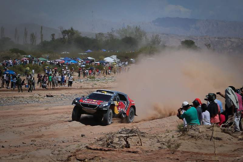 Rally Dakar 2016 - 8th stage