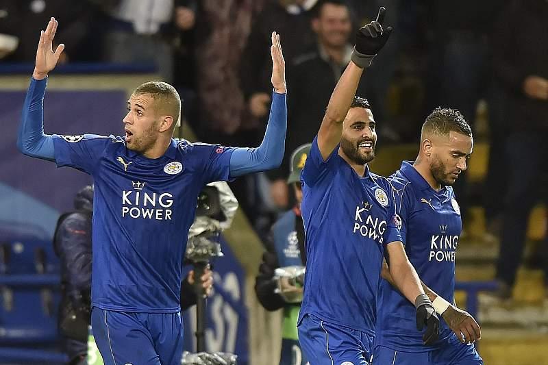 Leicester City lidera Grupo G com triunfo sobre Copenhaga