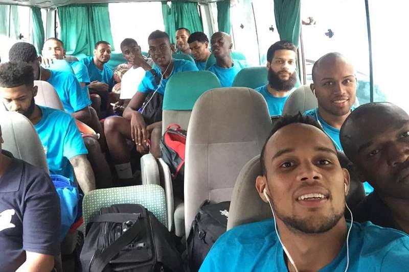 Seleção de basquetebol de Cabo Verde