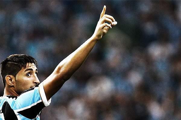 Alan Ruiz e o Sporting: