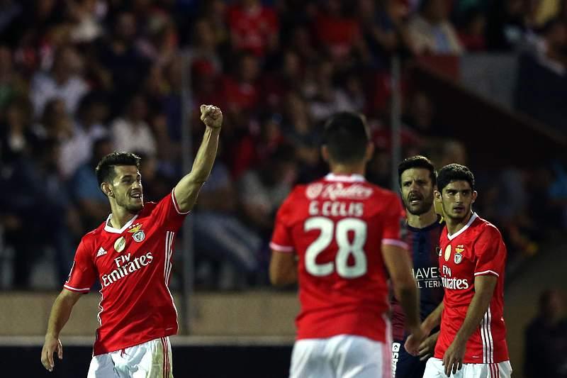 Desportivo de Chaves vs Benfica