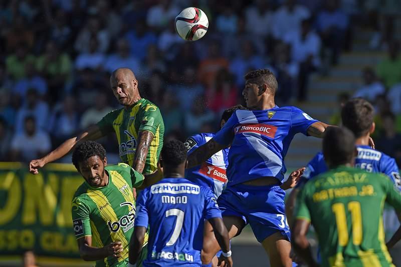 Tondela vs Estoril-Praia
