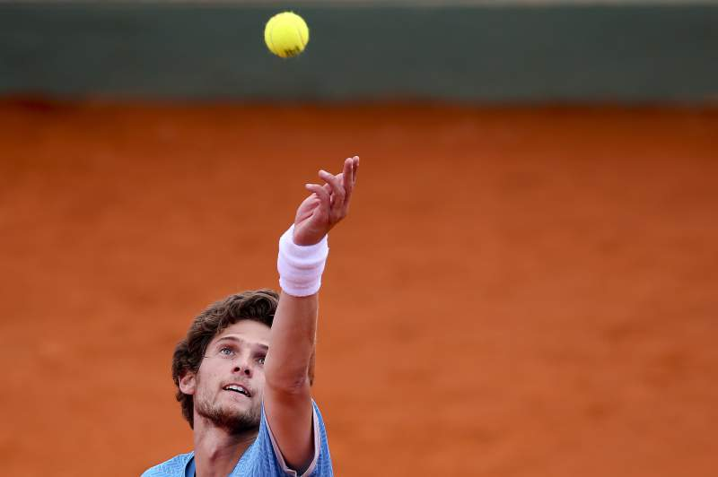 Pedro Sousa, tenista