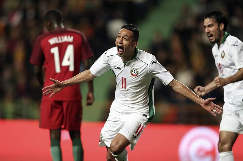 International Friendly: Portugal vs Bulgaria