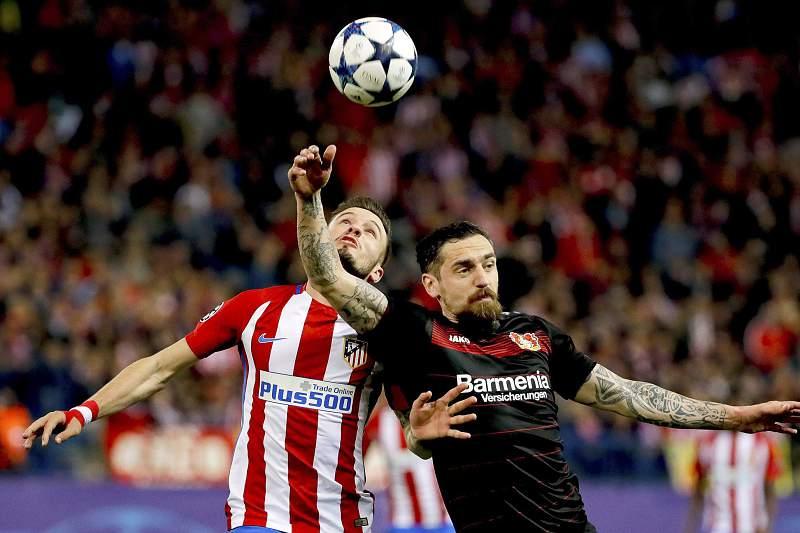 Atlético Madrid confirma apuramento com empate caseiro