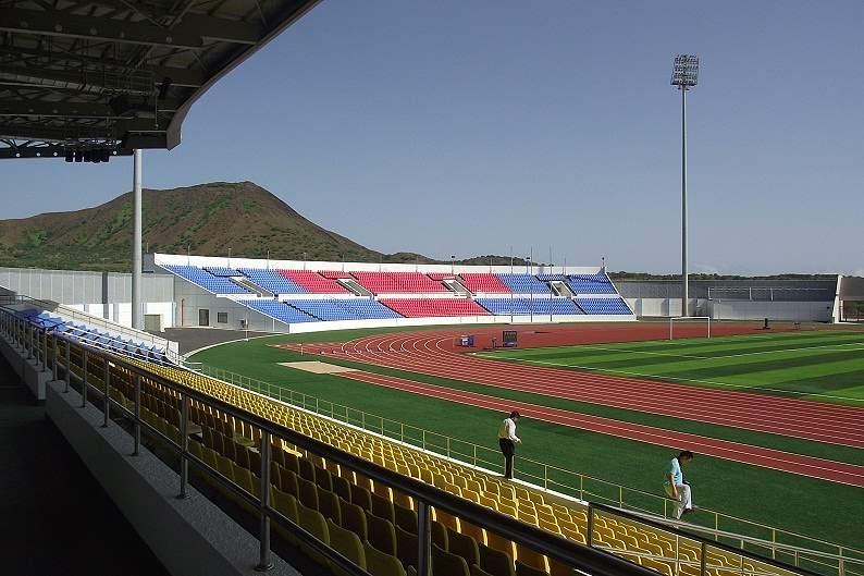 estadio nacional cabo verde