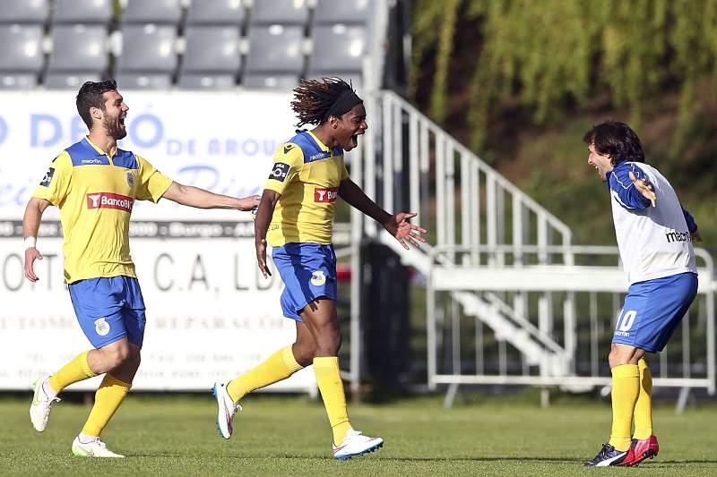 Arouca vs Gil Vicente