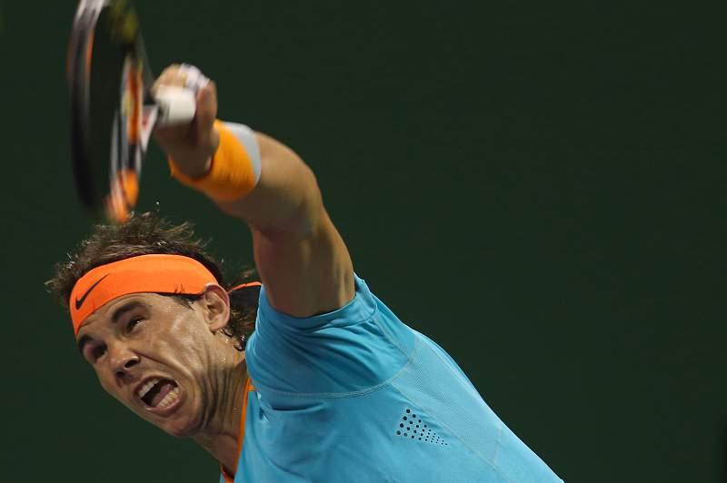 Rafael Nadal precisou de quatro horas para seguir para a 3ª ronda do Open da Austrália