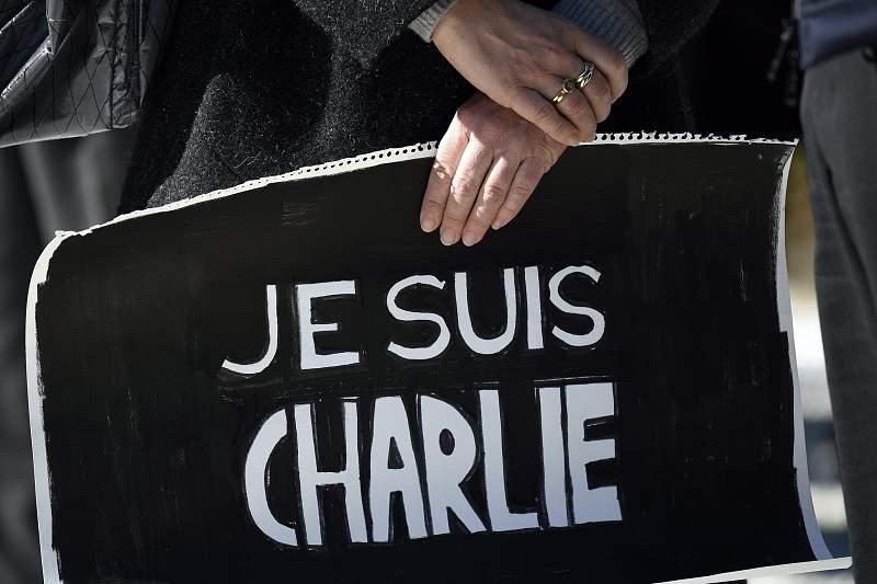 Je suis Charlie, a frase que representa a liberdade de expressão e imprensa