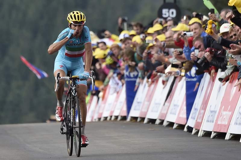 Vincenzo Nibali é o grande favorito à vitória