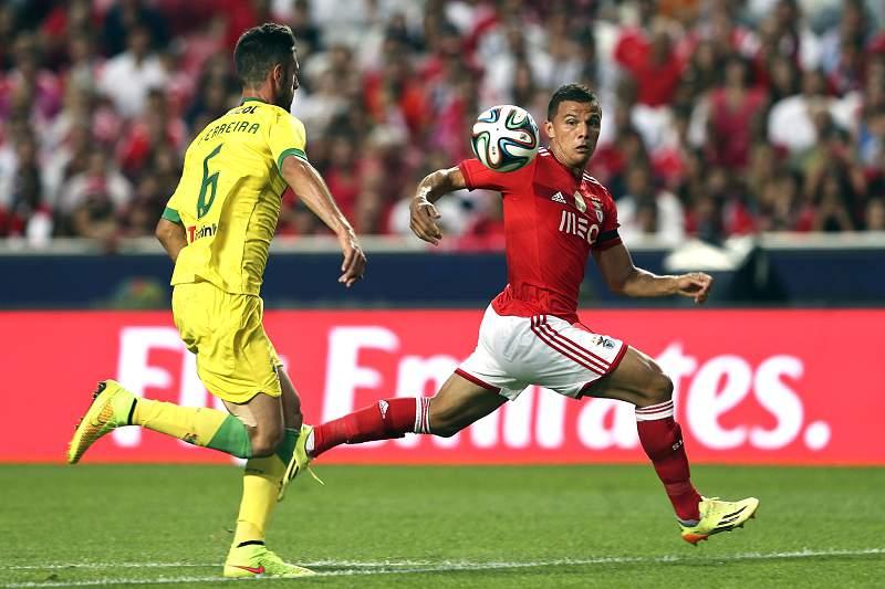 Ricardo Ferreira e Lima no Benfica-Paços