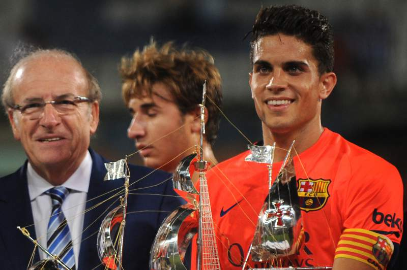 Sergi Roberto renova pelo Barça