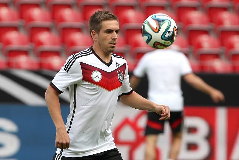 Lahm diz que é indiferente Ronaldo jogar ou não frente a Alemanha