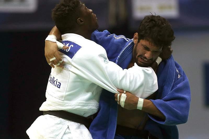 2013 World Judo Championships in Rio de Janeiro