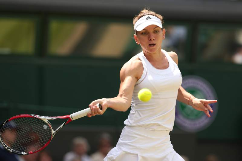 Simona Halep qualifica-se para os quartos de final