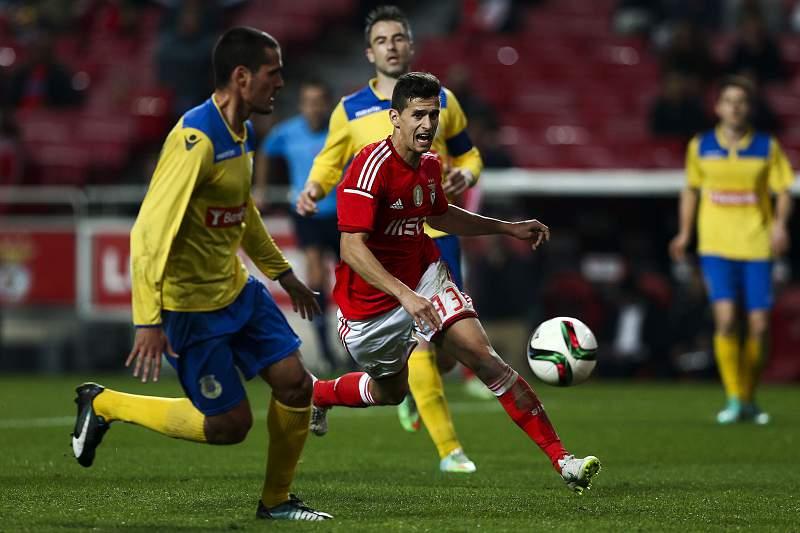 Rui Fonte estreia-se pelo Benfica