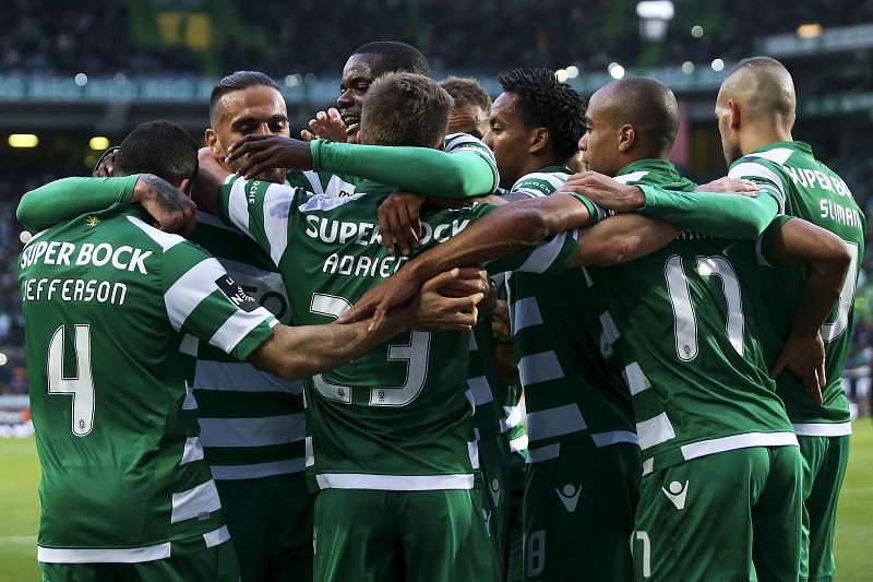 Sporting CP vs Vitoria Guimaraes