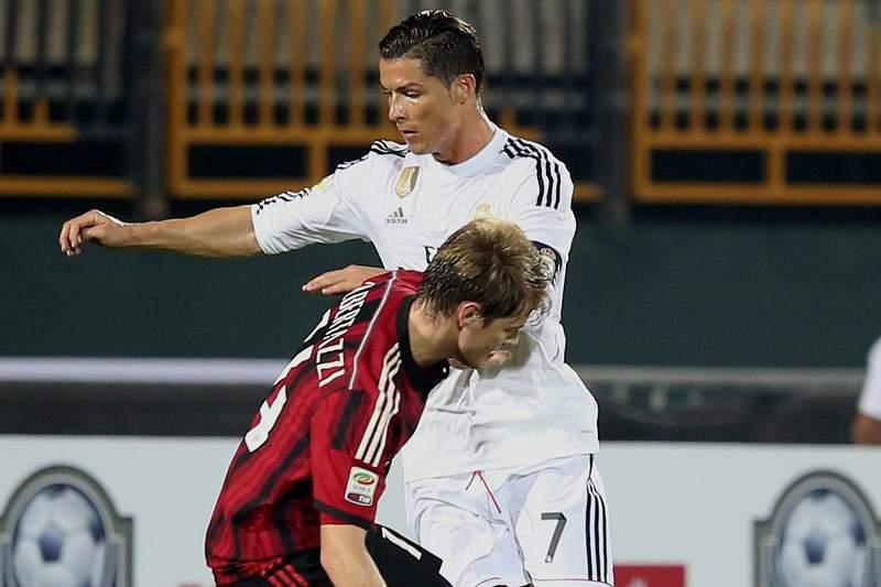 Golo de Ronaldo não evita desaire do Real