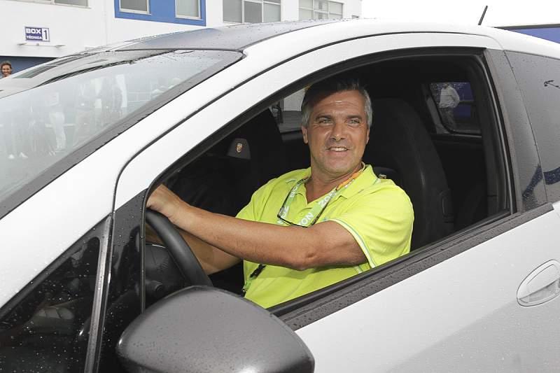 Carlos Xavier representou o Sporting na década de 80 e 90