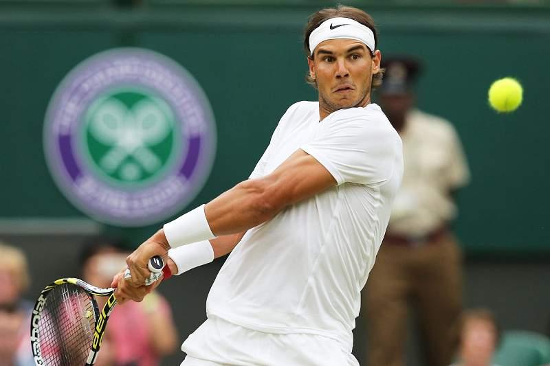 Nadal apura-se para os oitavos de Wimbledon