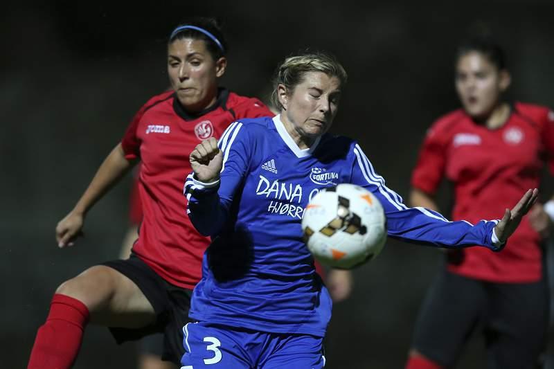 UEFA Women's Champions League: Clube Atletico Ouriense vs Fortuna Hjorring