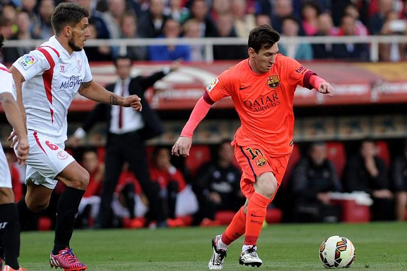 Carriço e Messi