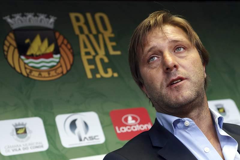 Pedro Martins, treinador do Rio Ave