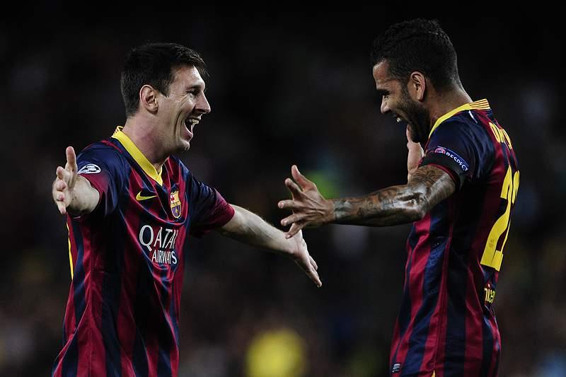 Messi é o melhor marcador de sempre da Liga Espanhola