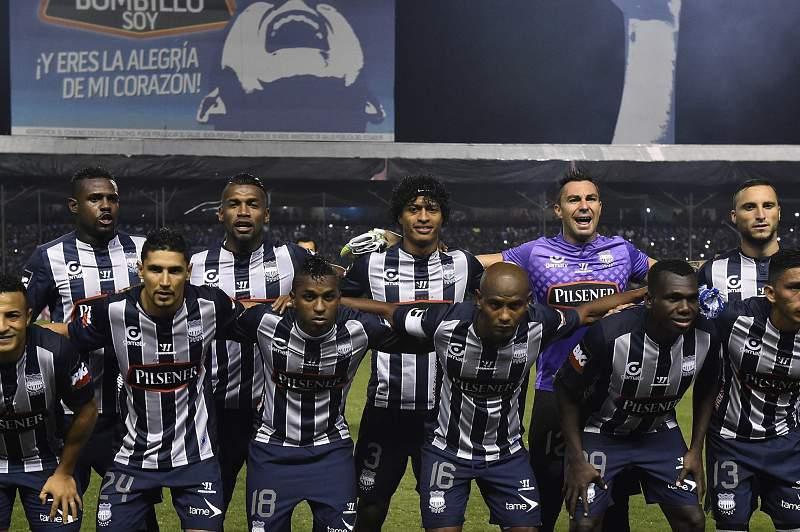 Emelec revalidou título de campeão equatoriano de futebol