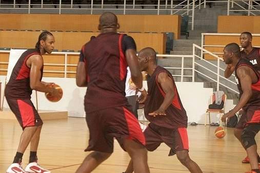 Basquetebol Angola
