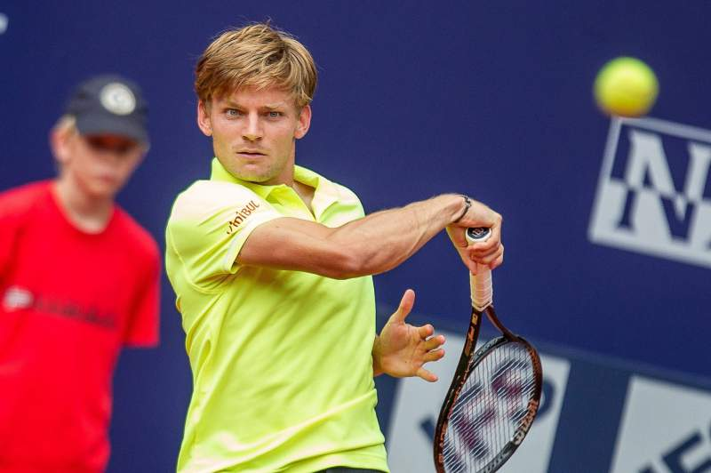 David Goffin vence torneio de Kitzbuhel numa final entre tenistas estreantes