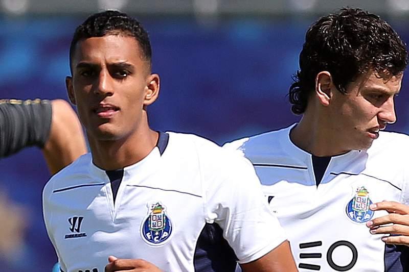 Víctor García do FC Porto