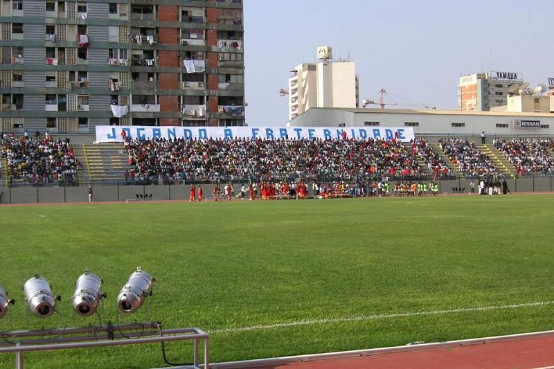 Futebol angolano